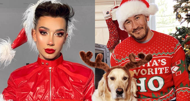 youtubers christmas xmas 2018 instagram