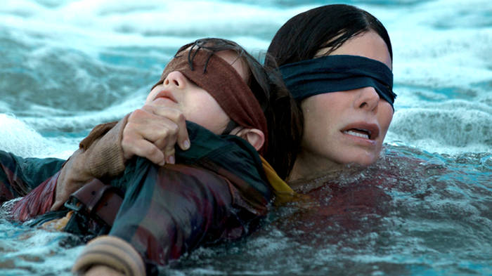 Is Bird Box About Mental Health The Backlash Explained Popbuzz
