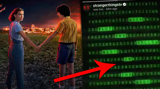 Stranger Things 3: There's a hidden message in the new teaser trailer