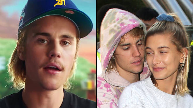 013532f1e12f6 Justin Bieber's new face tattoo is a tribute to Hailey Baldwin - PopBuzz