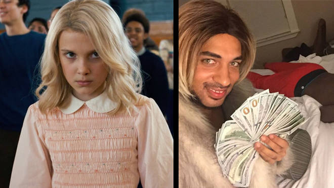 Eleven, Joanne The Scammer