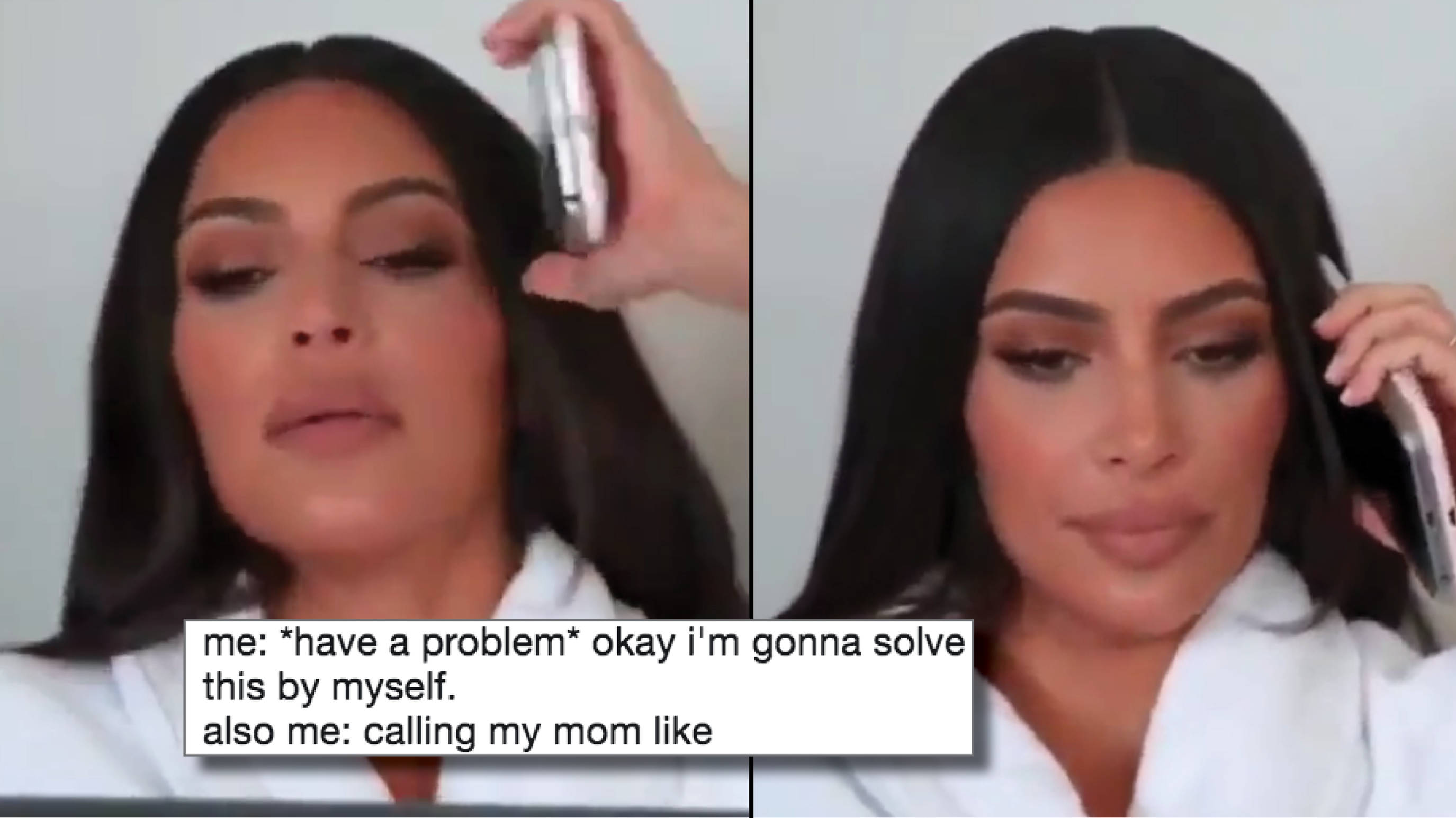 Kim Kardashian Crying Over Earrings Kim Kardashian Phenomenal Star