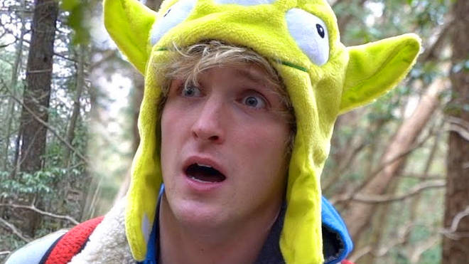 Logan Paul suicide forest body vlog