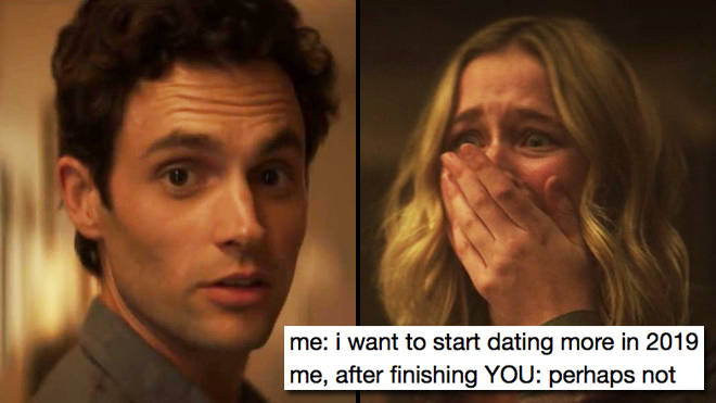 35 YOU Netflix memes that are creepier than Joe Goldberg