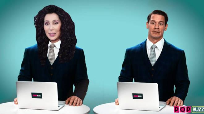 Cher and John Cena - 80s Divas