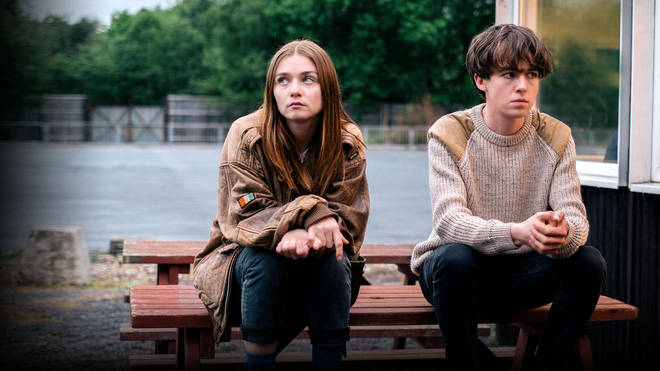 The End Of The F ** King World Cast