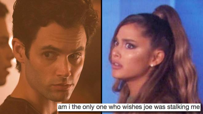 YOU Netflix fans fancy Penn Badgley as stalker Joe ...