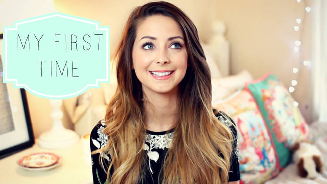 Zoella My First Time