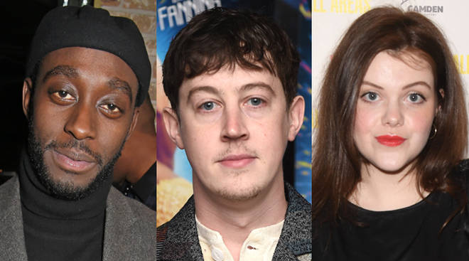 Ivanno Jeremiah, Alex Sharp and Georgie Henley join the cast of Game of Thrones prequel