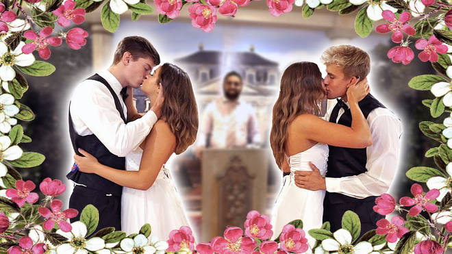Jake Paul Marrying Erika Costell