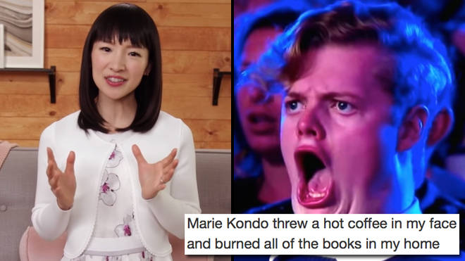 The funniest Tidying up with Marie Kondo book memes
