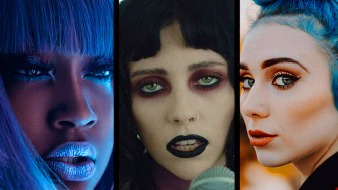 CupcakKe, Pale Waves, Jaira Burns