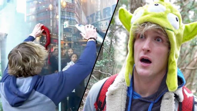 Logan Paul's Japan Trip