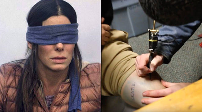 The Bird Box Tattoo Challenge Is Now A Thing And Its As Stupid As