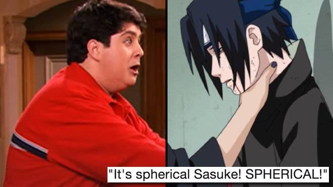 The Funniest Choking Sasuke Memes Inspired By Naruto Anime Popbuzz