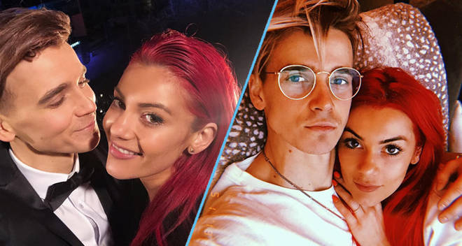 joe sugg dianne buswell strictly nightmare