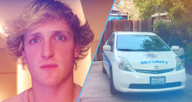 Logan Paul increases security at his mansion after online backlash