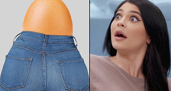 Fashion Nova's egg/Kylie Jenner shocked on 'Life of Kylie'