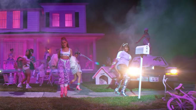 Ariana Grande's '7 rings' video: diversity