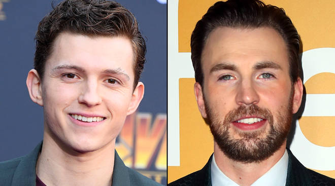 Tom Holland and Chris Evans will star in Netflix's The Devil All The Time