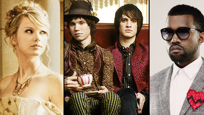 Taylor Swift/Panic! At The Disco/Kanye West