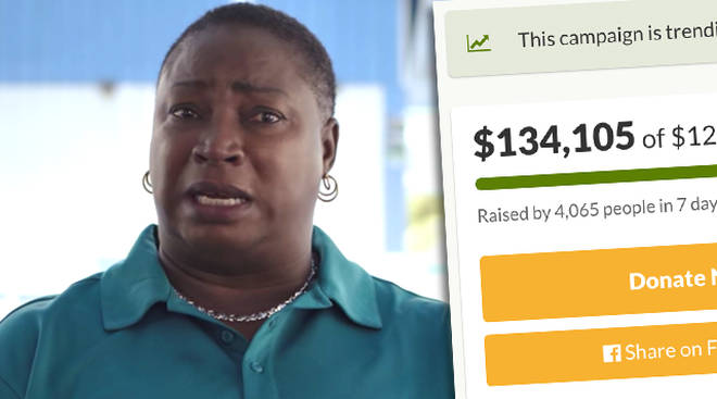 Maryann Rolle has raised over $130k following the Fyre Fest documentary