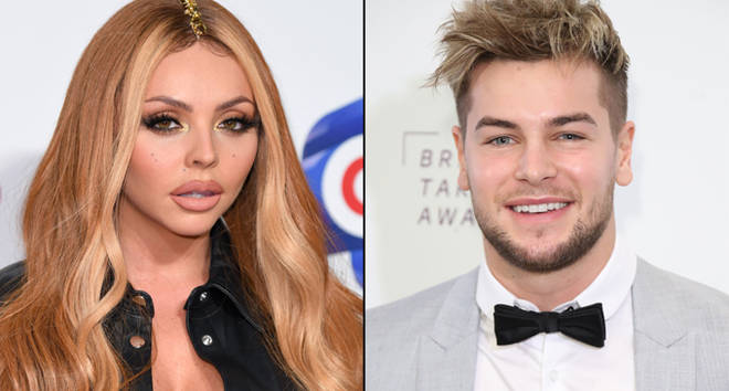 Jesy Nelson of Little Mix attends the Capital FM Jingle Bell Ball/Chris Hughes attends The British Takeaway Awards at The Savoy Hotel