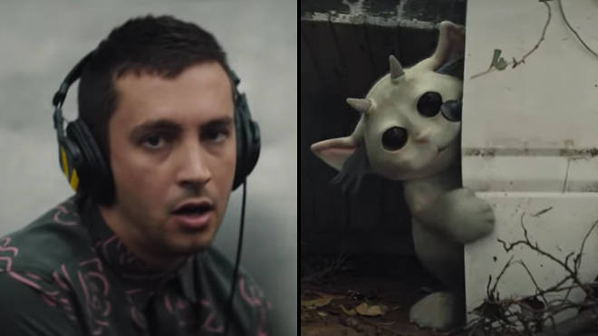 Who is Ned in Twenty One Pilot's 'Chlorine' video?