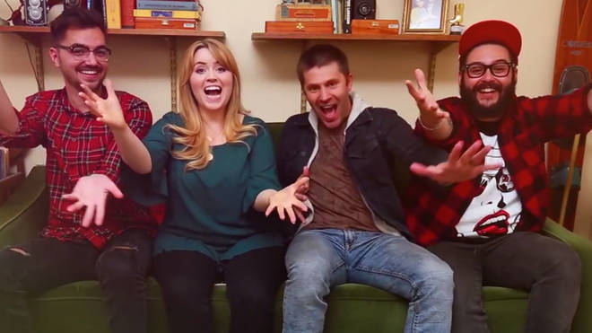 The original SourceFed team have reunited as The Valleyfolk