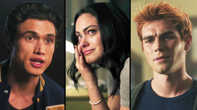 Riverdale: Does Veronica choose Archie or Reggie?