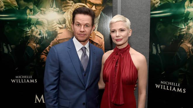 Mark Wahlberg, Michelle Williams