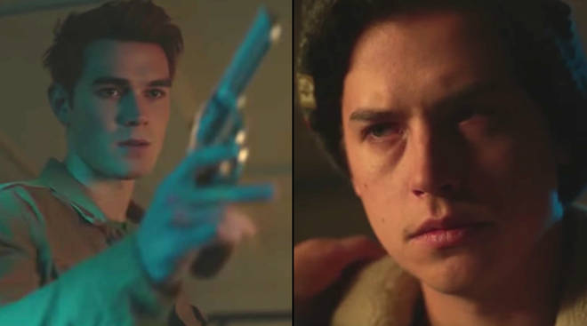 Archie and Jughead in the trailer for Riverdale season 3, episode 11