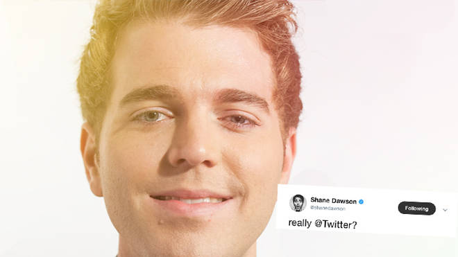Shane Dawson blasts Twitter