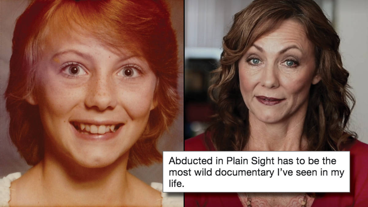 People are calling Netflix's 'Abducted in Plain Sight' the