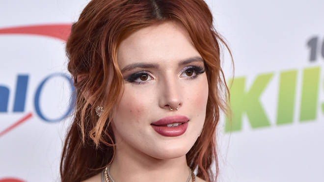 Bella Thorne KIIS FM Jingle Ball