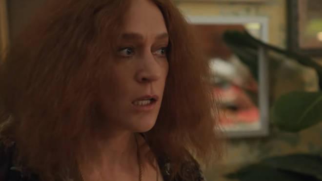 Chloe Sevigny in Netflix's 'Russian Doll'