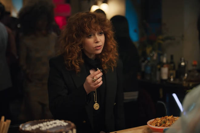 Natasha Lyonne on Netflix's 'Russian Doll'