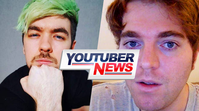 YouTuber News Logan Paul JackSepticEye Shane Dawson Daniel Howell