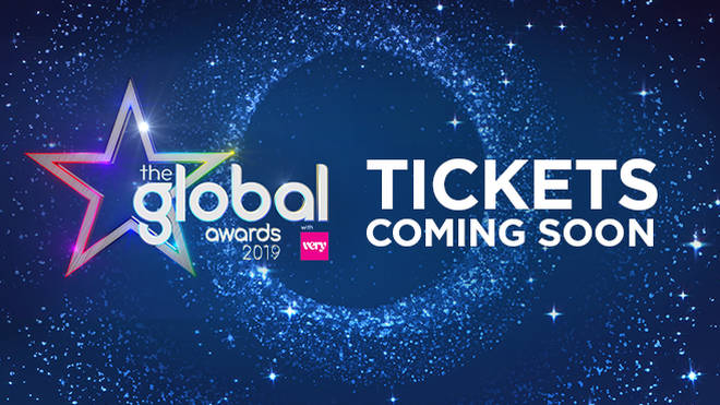 Global Awards Tickets Coming Soon