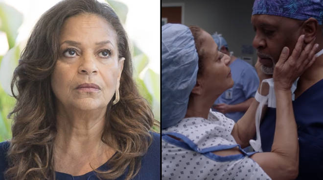 Did Catherine survive of Grey's Anatomy?