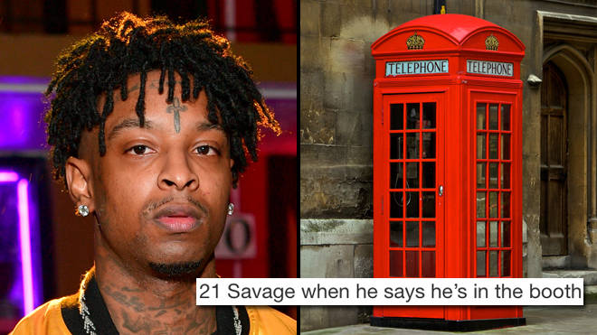21 Savage memes are going viral and it's all because he's British