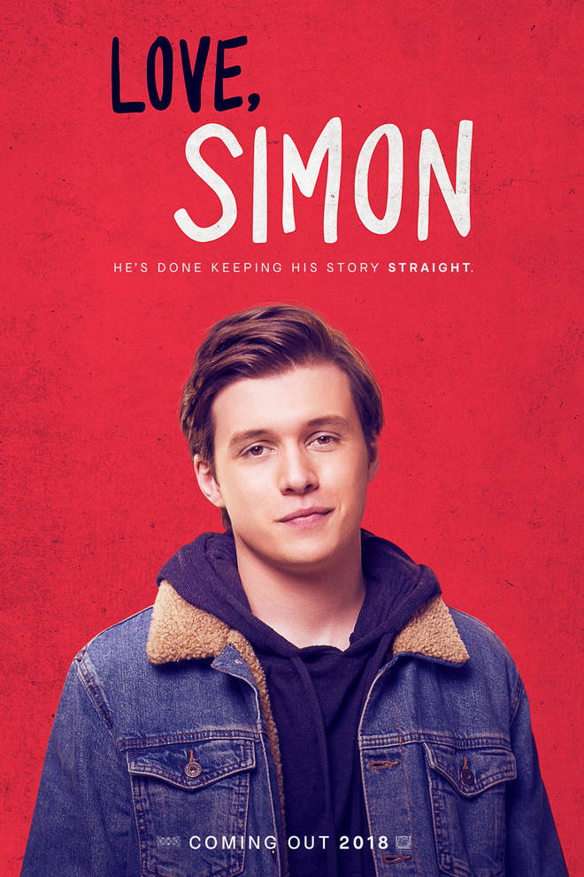 'Love, Simon' poster