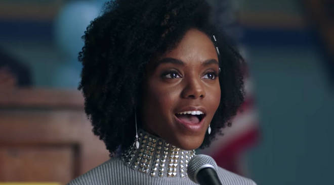 Ashleigh Murray as Josie McCoy on Riverdale