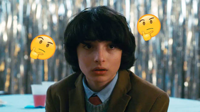 Finn Wolfhard in Stranger Things