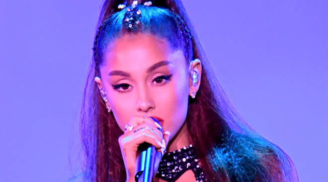 Ariana Grande's 'In My Head' lyrics have sparked a debate over who they're about