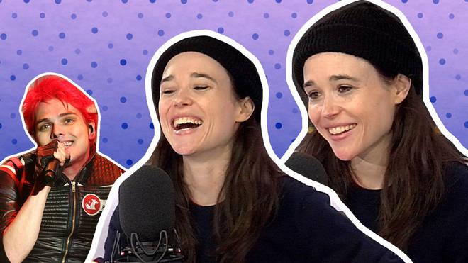 Ellen Page -The Umbrella Academy