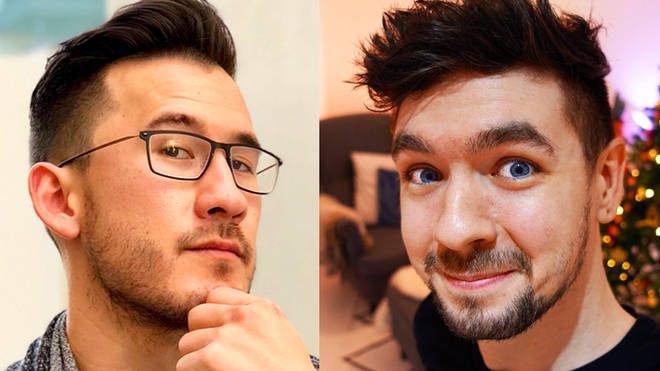 JackSepticEye and Markiplier sign Twitch deal