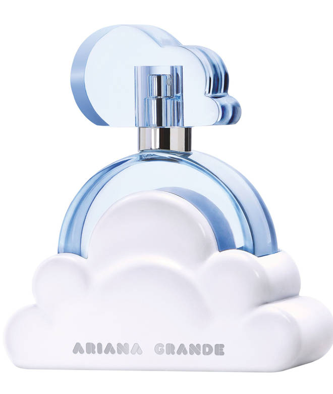 Ariana Grande's Cloud Perfume.