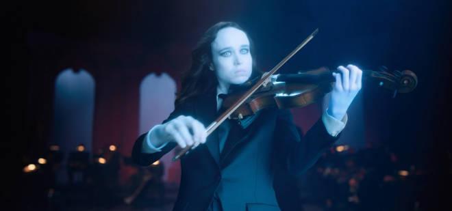 Vanya The White Violin in Umbrella Academy