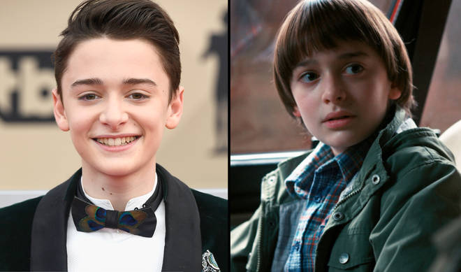 who is noah schnapp dating 2020